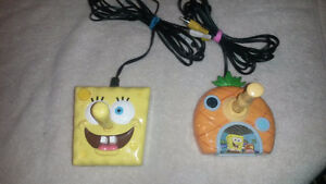Spongebob Square Pants Plug and Play's - Sets up Right to T.v.