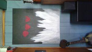 tableaux , peintures , sculpture