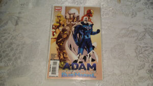 ADAM LEGEND OF THE BLUE MARVEL #1 VERY HARD TO FIND MARVEL COMIC