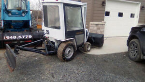 tracteur white 15hp
