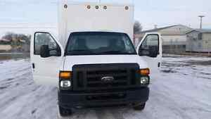 2012 Ford E350 Ecoline CUBE VAN for Sale