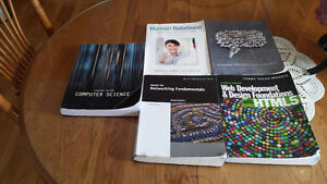 Information Technology First Term Books - NBCC Moncton Campus