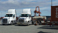 Class 1 Drivers needed Nanaimo and Victoria