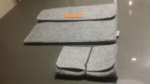 Soft Felt Laptop Case - price negotiable