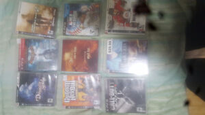 Selling ps3 games set 2 for $100