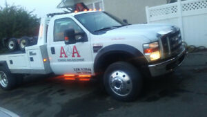 Tow truck calgary