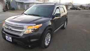 2012 Ford explorer XLT 4WD 138kms!!!