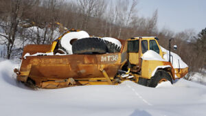 MOXY MT36X 1999 ARTICULATED DUMP TRUCK FOR PARTS