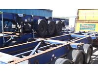 45 flat bed trailer