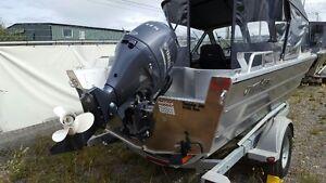 2015 Thunderjet V-186 ECO w/115hp Yamaha- Price Reduced-$45,000