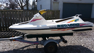 1996 Sea Doo GTI Hull