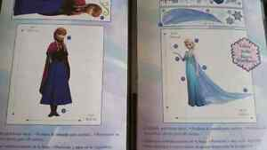 Frozen Wall decals-large  (new) Cambridge Kitchener Area image 3