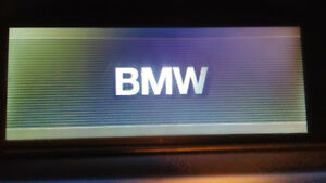 BMW E90 navigation display (gps , idrive) / shark GPS antenne