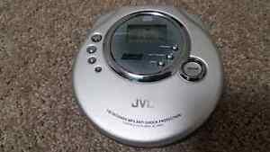 JVC portable mp3 CD player