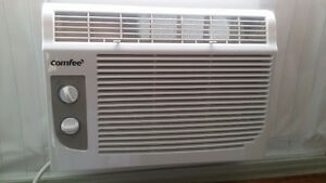 Two 5000 btu AC for sale 80$ each