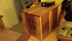 Custom Wooden Gaming/VR PC!