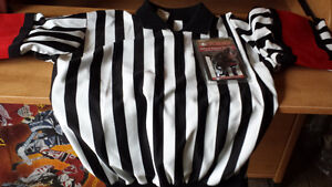 Referee Jersey and new whistle