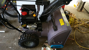 Yardworks 24-in 208cc 2-Stage Snowblower - Moving Sale