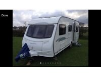 Coachman Amara 570/6 6 berth caravan similar to Swift, Bailey, Sterling or Lunar