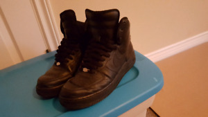 Size 11 nike air force ones