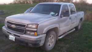 JUST IN 2005 CHEVROLET SILVERADO FOR PARTS@ PIC N SAVE WOODSTOCK