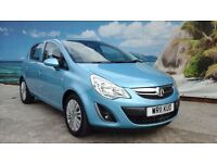 2011 VAUXHALL CORSA EXCITE AC 1.2 LOW LOW MILEAGE HATCHBACK PETROL