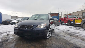 BMW 525xi 2007 Full Equipped! Perfect Condition 7999$