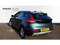 2014 Volvo V40 D3 Cross Country Lux Nav Geart Automatic Diesel Hatchback
