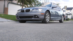 BMW 325 ci 2 Door sports model