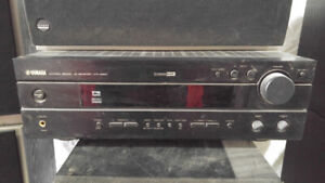 Yamaha HTR5550 surround stereo receiver