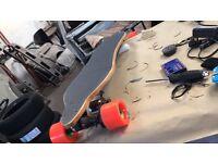 Electric Longboard DIY