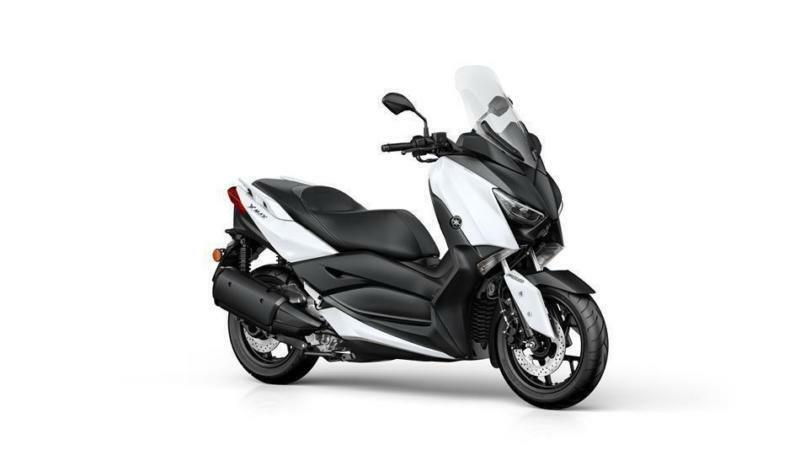 2017 YAMAHA X-MAX 300 ABS MILKY WHITE *LOW RATE FINANCE AVAILABLE*