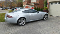 2007 Jaguar XKR Coupe (2 door)