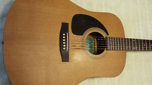 LEFT HAND SEAGULL ACOUSTIC GUITAR-with case