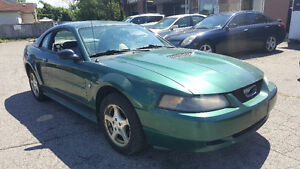2002 Ford Mustang Coupe (2 door) - TRADE-IN SPECIAL Kitchener / Waterloo Kitchener Area image 7