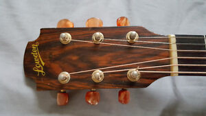 Vintage Lowden L25P (025) Cedar / Rosewood Acoustic Electric Kitchener / Waterloo Kitchener Area image 6