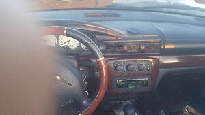 2002 Chrysler Sebring Limited Coupe (2 door)
