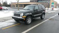 2005 Jeep Liberty - Heated Leather Seats MINT CONDITION