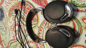 Parrot Zik Wireless Noise Cancelling Headphones - Like new