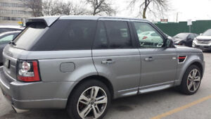 2013 Limited Red Edition Range Rover Sport SC w Dynamic Pkg