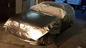 P&P Automotive Paint Shop and Detail  We paint cars, remove rust