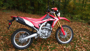 2017 CRF250L for sale