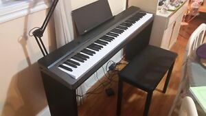 Casio Privia Digital Stage Piano Keyboard PX-130