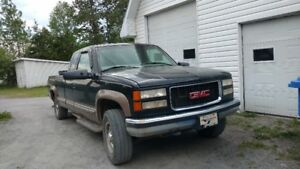 Pick up GMC Sierra