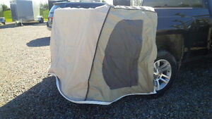 TENT TRAILER ENDS