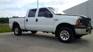 2006 Ford F-250 Pickup Truck -- As Is