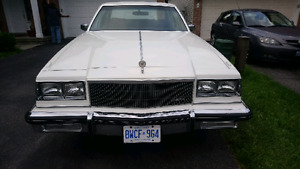'85 Buick Lesabre Collectors Edition, small block 305.