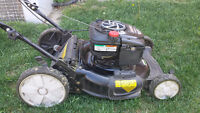 Craftsman Platinum 7.25, 190cc Lawnmower