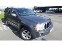 2005 Jeep Grand Cherokee 3.0CRD auto Limited 94727 Miles low tax Shrewsbury