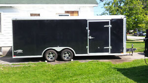 2016 stealth enclosed car hauler 20ft